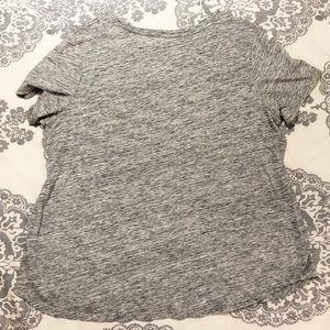 Old Navy Tops - Old Navy 'Hakuna Matata' gray shirt
